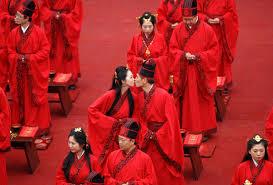 wedding china mass wedding displays china s rich culture universal church
