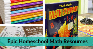 the epic list of homeschool math resources educents blog