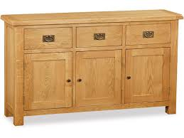 winchester oak large sideboard furniture barn