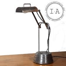 vintage industrial sun kraft adjustable desk lamp u2013 industrial