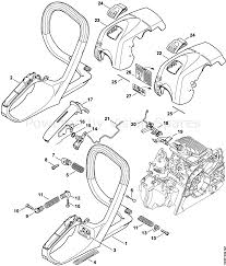 diagram stihl chainsaw parts diagram ge motor wiring diagram 115