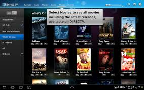 directv app for android phone directv releases tablet app for android droid