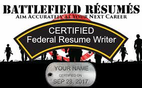 Federal Resume Writer Federal Usajobs Resume Writer Certification Workshop Tickets