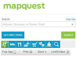 mapquest california mapquest driving directions map california my