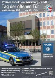 Polizei Bad Kissingen Einladung Zum Tag Der Offenen Tür Bei Der Polizeiinspektion
