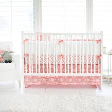 Coral Nursery Bedding Sets by New Arrivals Bedding New Arrivals Bedding Sets Bambibaby Com