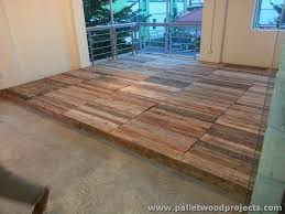 pallet wood flooring ideas pallet wood projects