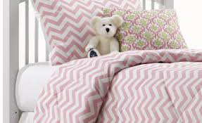 shabby chic crib bedding lollipop and roses pink and brown 8pc