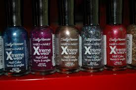 the polished crow 2011 sally hansen hard as nails xtreme wear