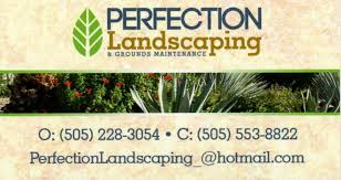 Landscaping Albuquerque Nm by Perfection Landscaping Albuquerque Nm