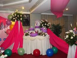 Birthday Decoration At Home Images by 18th Birthday Decoration Ideas At Home U2013 New Themes For Parties