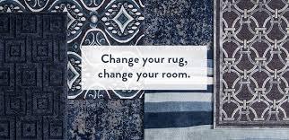Porcelain Blue Rug Area Rugs Home Accents Bob U0027s Discount Furniture