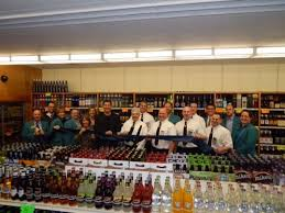 ribbon stores fareway stores opens faribo liquor with ribbon cutting faribault