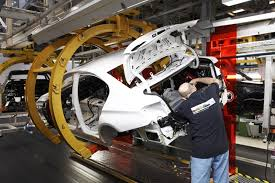bmw factory assembly line production start up for the new bmw 3