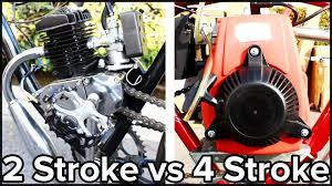 2 stroke vs 4 stroke motorized bicycle gopro youtube
