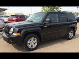 jeep patriot reviews 2009 pre owned black 2009 jeep patriot 4wd 4dr edition review