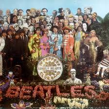 sargeant peppers album cover as the beatles sgt pepper s lonely hearts club band turns 50 the