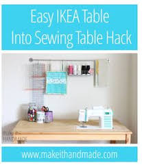How To Make A Sewing Table by Quilt Rulers Storage Sewing Room Pinterest Flats Ideas And