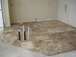 how to tile a floor td remodeling