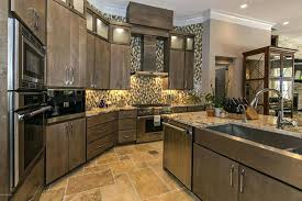 travertine kitchen backsplash travertine subway glass kitchen backsplash tile brown 12x12 sheet