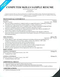 exle skills resume excel basic skills topbump club