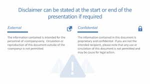 Disclaimer by Disclaimer Powerpoint Templates Slides Slidemodel