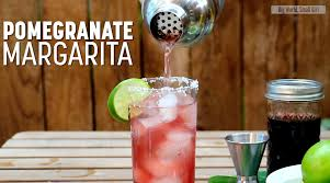 pomegranate margarita shaking up the traditional margarita big world small