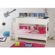 White Bunk Bed With Stairs Bunk Beds U2013 Optional Stairs U0026 Storage Best Children U0027s Beds