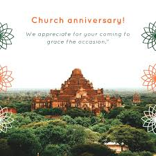 closing remarks for church anniversary