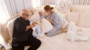 celine dion at home in florida with her twins hooked on houses