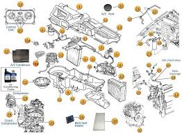 2010 jeep liberty parts jeep liberty kj a c heating parts morris 4x4 center