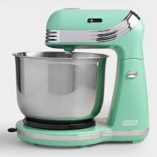 small kitchen appliances and electrics world market mint dash go everyday electric mixer