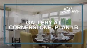 shea homes gallery at cornerstone plan 1b youtube shea homes gallery at cornerstone plan 1b