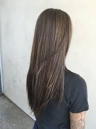 low hight hair astonishing long hair ash blonde high low dark brown pict of light
