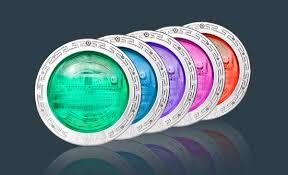 mastertemp 250 manual luces led sumergibles con cambio de colores 5g intellibrite