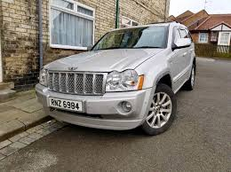 diesel jeep grand cherokee 2006 jeep grand cherokee 3 0l diesel fully loaded in leeds west