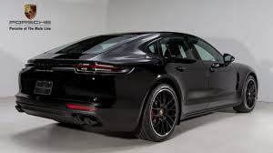 porsche panamera 2016 black 2017 porsche panamera turbo for sale near west chester