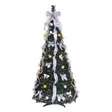 pop up christmas trees wayfair