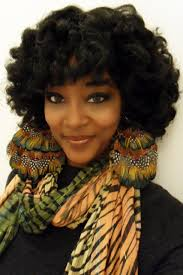 medium length afro caribbean curly hair styles 3b curly asymmetrical haircuts for black hair google search