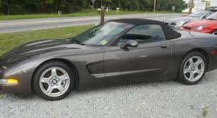 fast and furious corvette 1998 corvette convertible 2 fast 2 furious aucton results