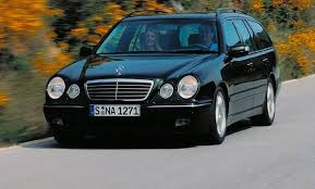 2002 mercedes e class mercedes e class estate car wagon 1999 2002 reviews technical