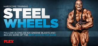 Kai Greene Bench Press Max Steel Wheels Kai Greene Leg Workout
