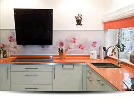 spritzschutzfolie küche spritzschutz für küche und bad individuell gestalten
