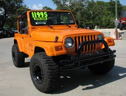2000 jeep wrangler top select jeeps inc jeep wranglers in league city