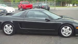 cheap sports cars 1991 acura nsx rare car cheap honda cars vtech coupe sports youtube