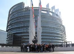 parlement europ n si e visite du parlement européen à strasbourg collège jean perrin lyon