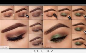 eye makeup tutorial android apps on google play
