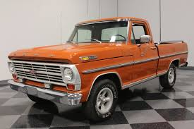 1969 ford ranger for sale burnt orange 1969 ford f100 for sale mcg marketplace