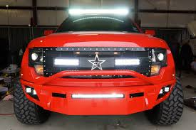 Ford Raptor Red - led grille ford raptor gallery ford f 150 photos mycarid