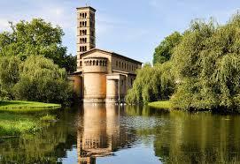 The Church of Peace  Sanssouci Park